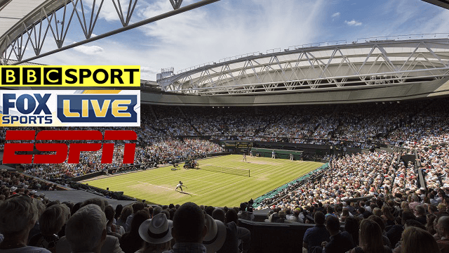 Wimbledon TV Channels